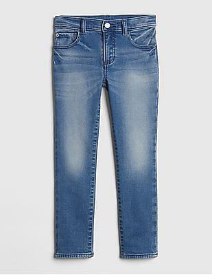 GAP Boys Superdenim Cosy Slim Jeans With Defendo