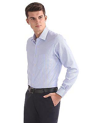 Arrow Wrinkle Resistant Striped Shirt