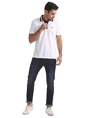 Izod Regular Fit Solid Polo Shirt