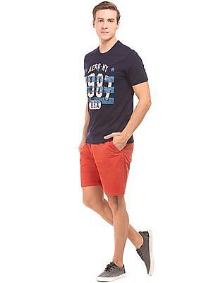 Aeropostale Cotton Chino Shorts