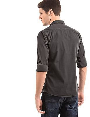 Ruggers Contemporary Fit Long Sleeve Shirt