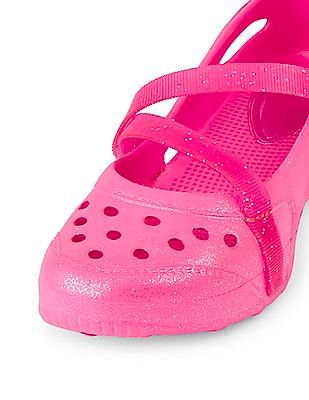 The Children's Place Girls Pink Breezer Water Shoe