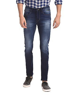 Flying Machine Jackson Skinny Fit Low Waist Jeans