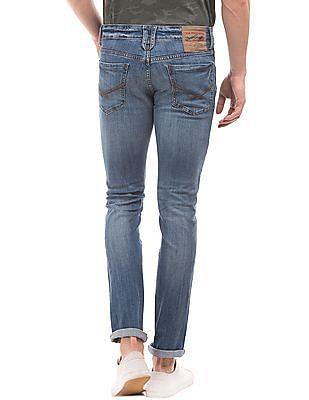 U.S. Polo Assn. Denim Co. Stone Wash Skinny Jeans