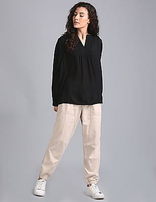 GAP Girlfriend Utility Joggers