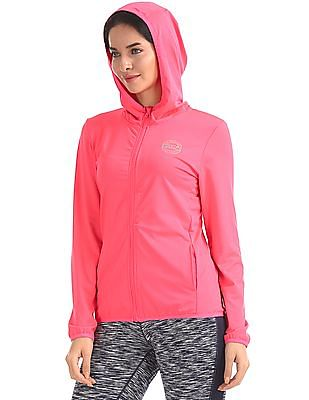 U.S. Polo Assn. Women Quick Dry Hooded Sweatshirt