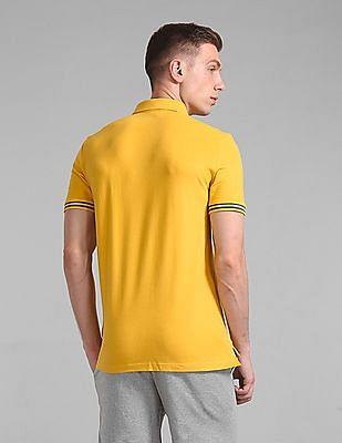 GAP Short Sleeve Logo Polo Shirt