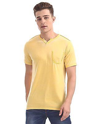 Cherokee Regular Fit V-Neck T-Shirt