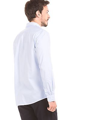 Ruggers Basket Weave Print Shirt