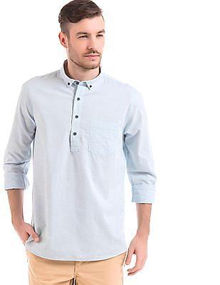 Cherokee Regular Fit Popover Shirt