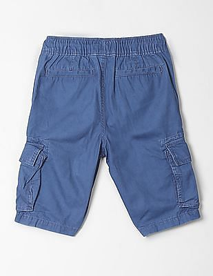 GAP Boys Pull-On Cargo Shorts