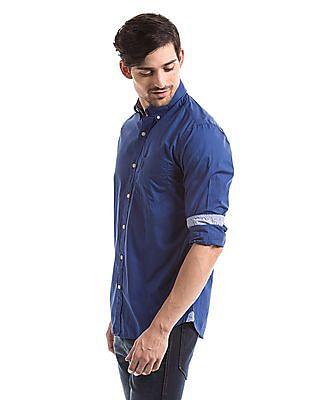 U.S. Polo Assn. Tailored Fit Button Down Shirt