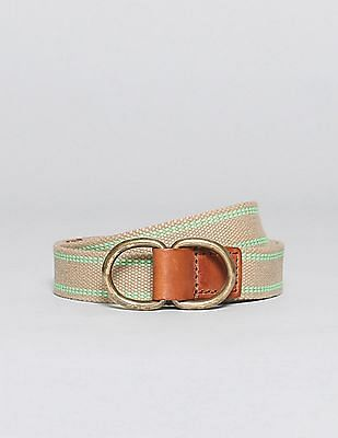GAP Stitched Webbing Belt