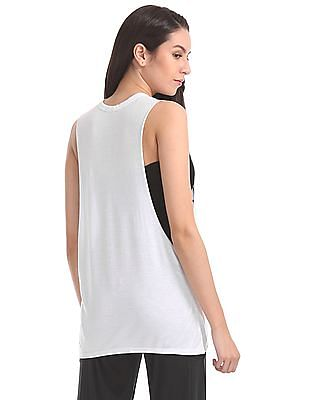 Aeropostale Graphic Muscle Tank
