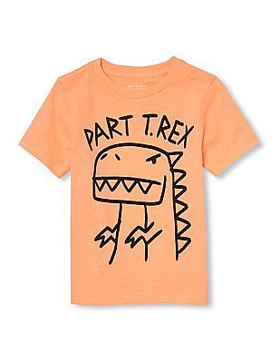 The Children's Place Toddler Boy T-Rex Graphic T-Shirt