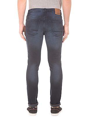 Aeropostale Stone Washed Super-Skinny Fit Jeans