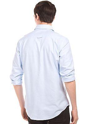 Gant Solid Dobby Weave Shirt