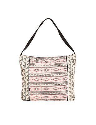 SUGR Printed Canvas Tote Bag