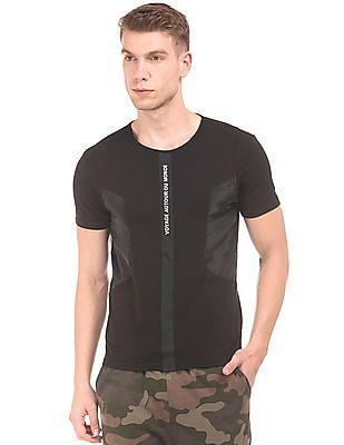 Ed Hardy Round Neck Slim Fit T-Shirt