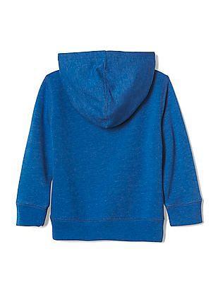 GAP Baby Logo fleece hoodie