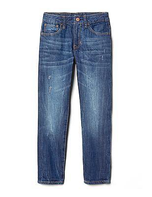 GAP Girls Girlfriend Jeans