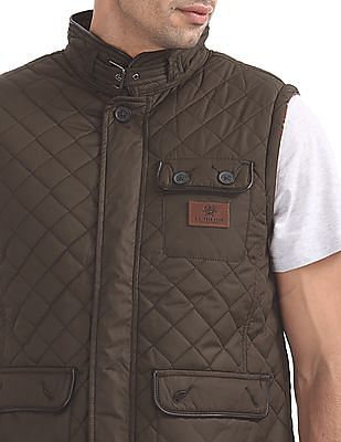 U.S. Polo Assn. Standard Fit Quilted Jacket