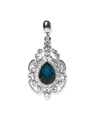 Unlimited Stone Embellished Drop Earrings