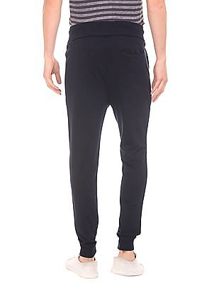 Aeropostale Solid Knit Trackpants
