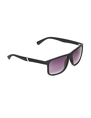 Colt Rectangular Frame Gradient Sunglasses