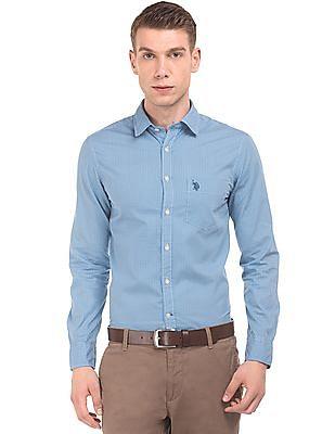 U.S. Polo Assn. Regular Fit Printed Shirt
