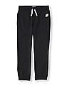 The Children's Place Boys Drawstring Waist Knit Joggers