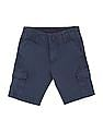 U.S. Polo Assn. Kids Boys Cotton Twill Cargo Shorts