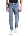 Cherokee Blue Washed Slim Fit Jeans