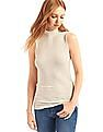 GAP Ribbed Mock Neck Tank