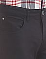 Cherokee Flat Front Slim Fit Trousers