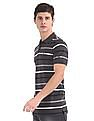 Ruggers Slim Fit Stripe Polo Shirt