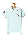 U.S. Polo Assn. Kids Boys Standard Fit Solid Polo Shirt