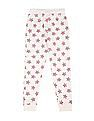 U.S. Polo Assn. Kids Girls Star Print Knitted Joggers