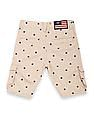 U.S. Polo Assn. Kids Boys Star Print Cargo Shorts