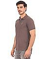 Newport Solid Short Sleeve Polo Shirt