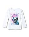 The Children's Place Girls Long Sleeve Graphic Tee