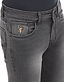 U.S. Polo Assn. Denim Co. Slim Tapered Fit Stone Wash Jeans