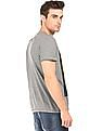 Aeropostale Graphic Print Heathered T-Shirt