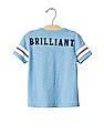 GAP Baby Athletic Graphic Tee