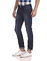 Arrow Sports James D Slim Fit Stone Wash Jeans