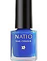 NATIO Mini Nail Colour Indigo - Bright Blue