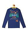 U.S. Polo Assn. Kids Boys Standard Fit Embroidered T-Shirt
