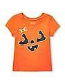 The Children's Place Baby And Toddler Girls Graphic Print Tee