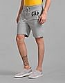 GAP Logo Fleece Drawstring Shorts