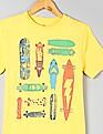 GAP Boys Short Sleeve Graphic T-Shirt